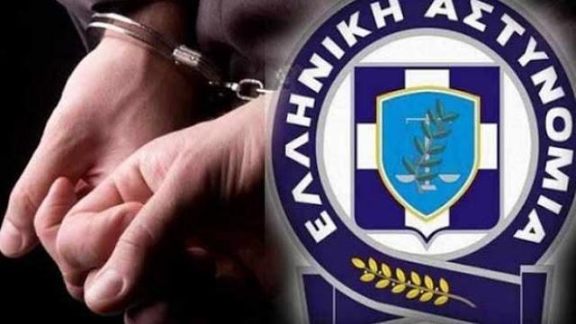 6 συλλήψεις στην Αργολίδα - 62 σε όλη την Πελοπόννησο