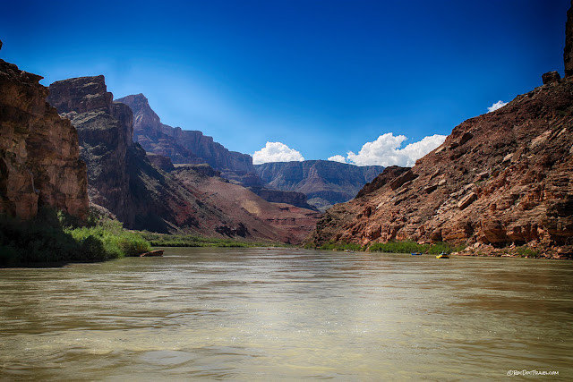 Grand Canyon National Park geology rafting Colorado River Arizona travel trip copyright RocDocTravel.com