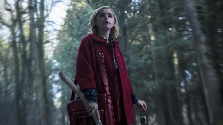 Chilling Adventures of Sabrina - Advance Preview