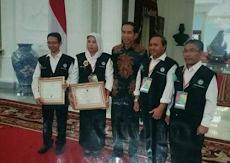 Tiga Madrasah Raih Anugerah Integritas dari 503 Sekolah Peraih Penghargaan Sekolah Berintegritas