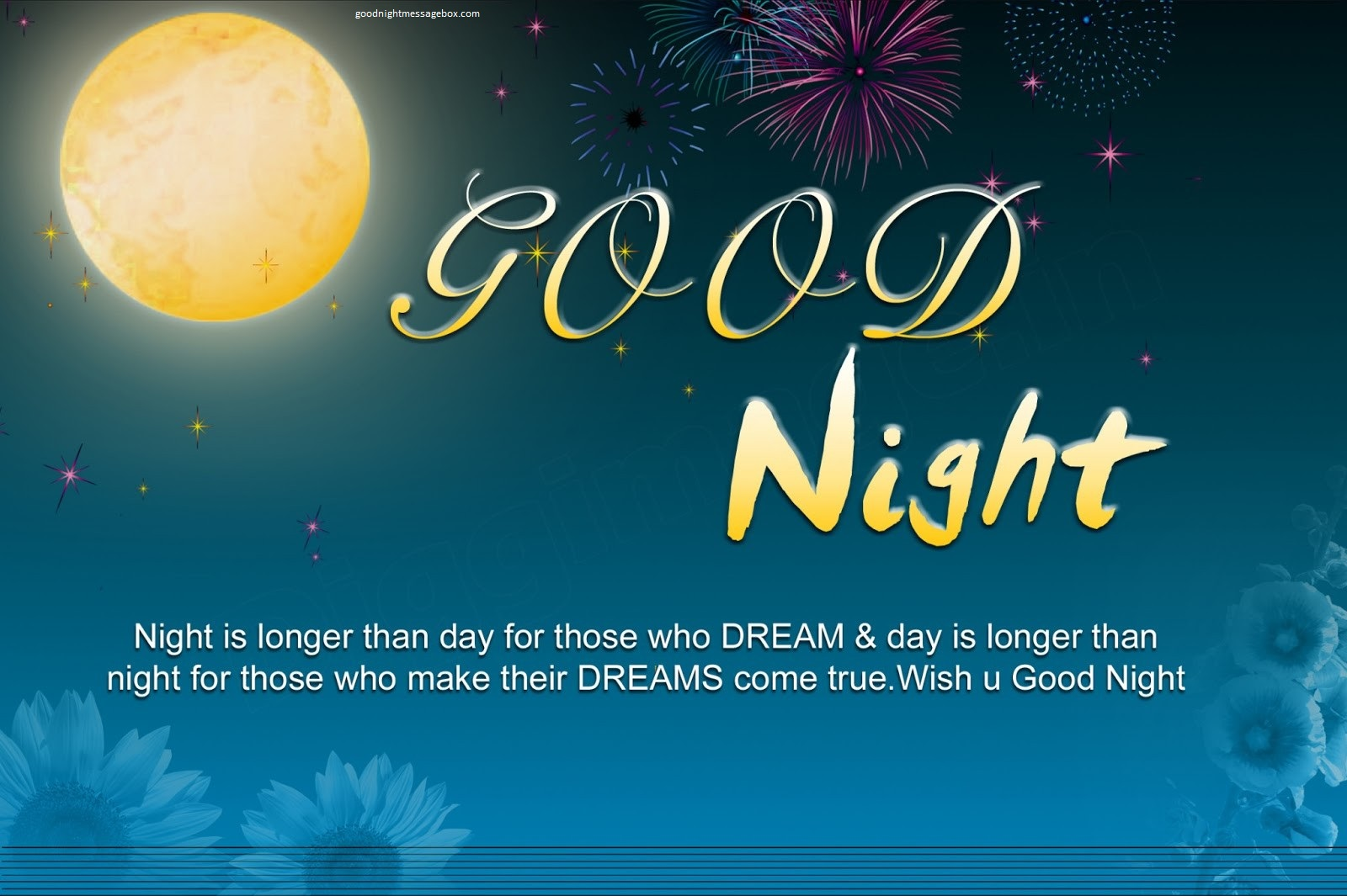 Best 36 Good Night Messages For Whatsapp And Facebook