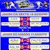 Confira os resultados da quartas de finais da copa Nafisa santa cruz