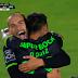 Vitória FC 0-3 Sporting :: a felicidade de Bas Dost é contagiante!