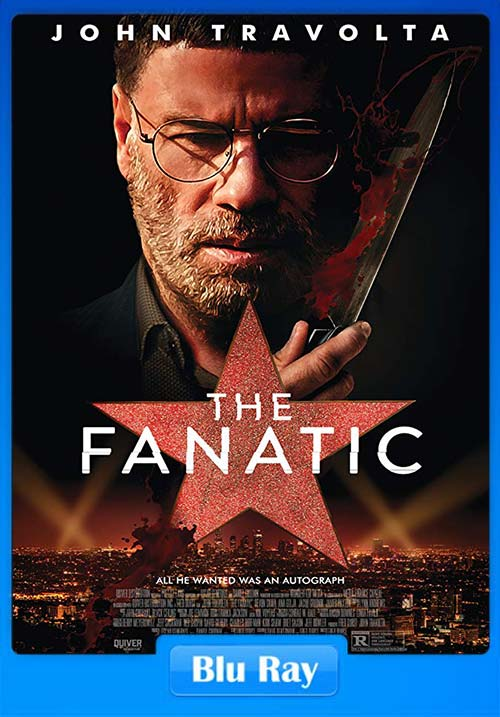 The Fanatic 2019 720p BluRay x264 | 480p 300MB | 100MB HEVC