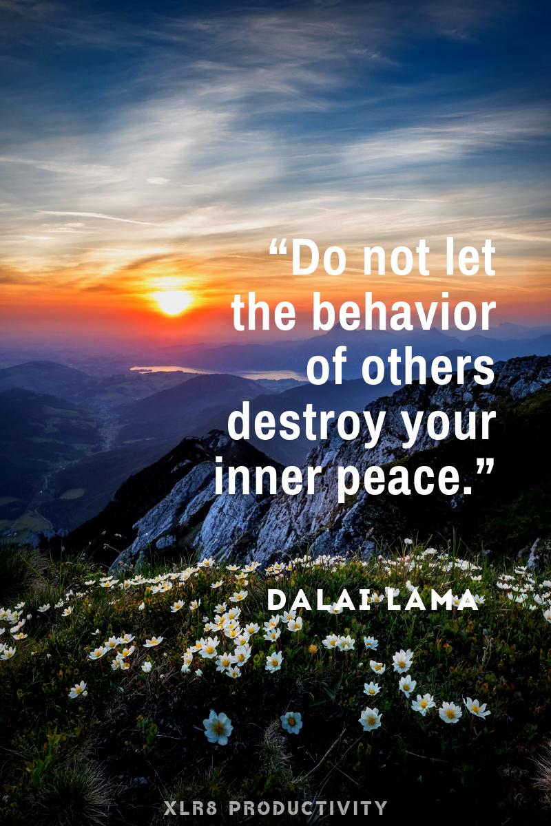 mental peace, dalai lama quotes, how to gain mental peace