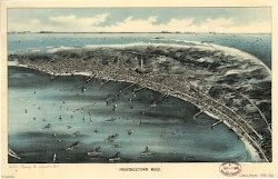Historic Map of Provincetown, MA
