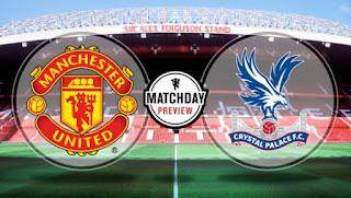 Prediksi Manchester United vs Crystal Palace