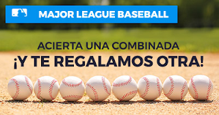 Paston Promoción Major League Baseball Abril 2018