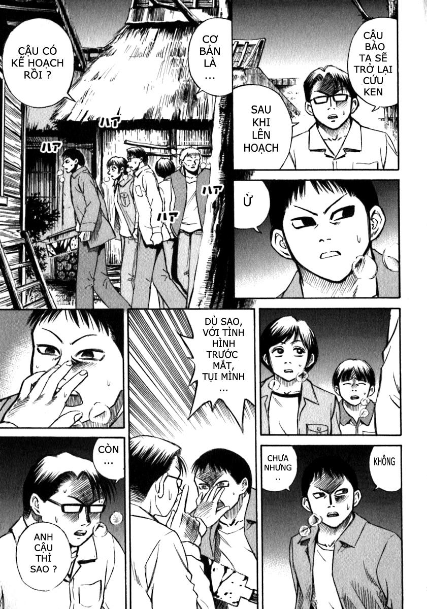 Higanjima chapter 24 trang 9