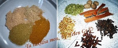 Το όνομα του αρωματικού Μαροκινού μείγματος μπαχαρικών σημαίνει «τα  καλύτερα του μαγαζιού» 44e84fba7e6