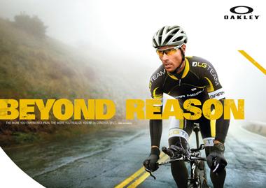 2844de970 ... o campeão de ciclismo Lance Armstrong, para o qual a marca chegou a  desenvolver produtos especiais como os óculos de edições especiais  Livestrong.