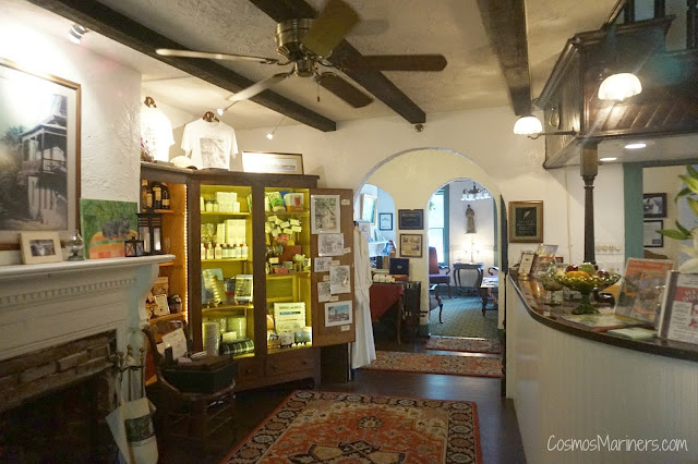 St. Francis Inn: Historic Accommodations in the Heart of St. Augustine, Florida | CosmosMariners.com