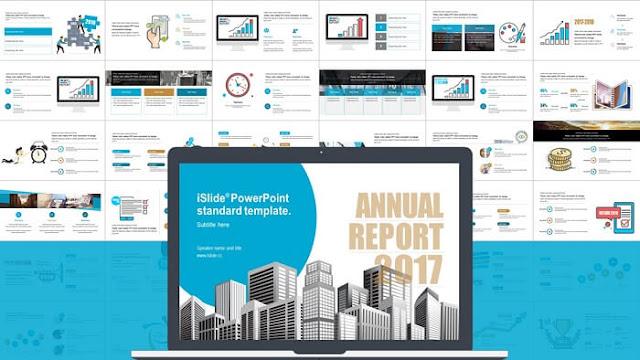 شرح إضافة iSlide لتعلم وإحتراف Powerpoint بسهولة ودون تعقيدات