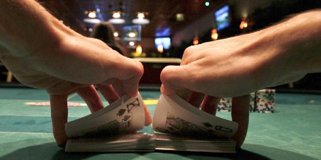 Grandes apostadores nos torneios em Las Vegas