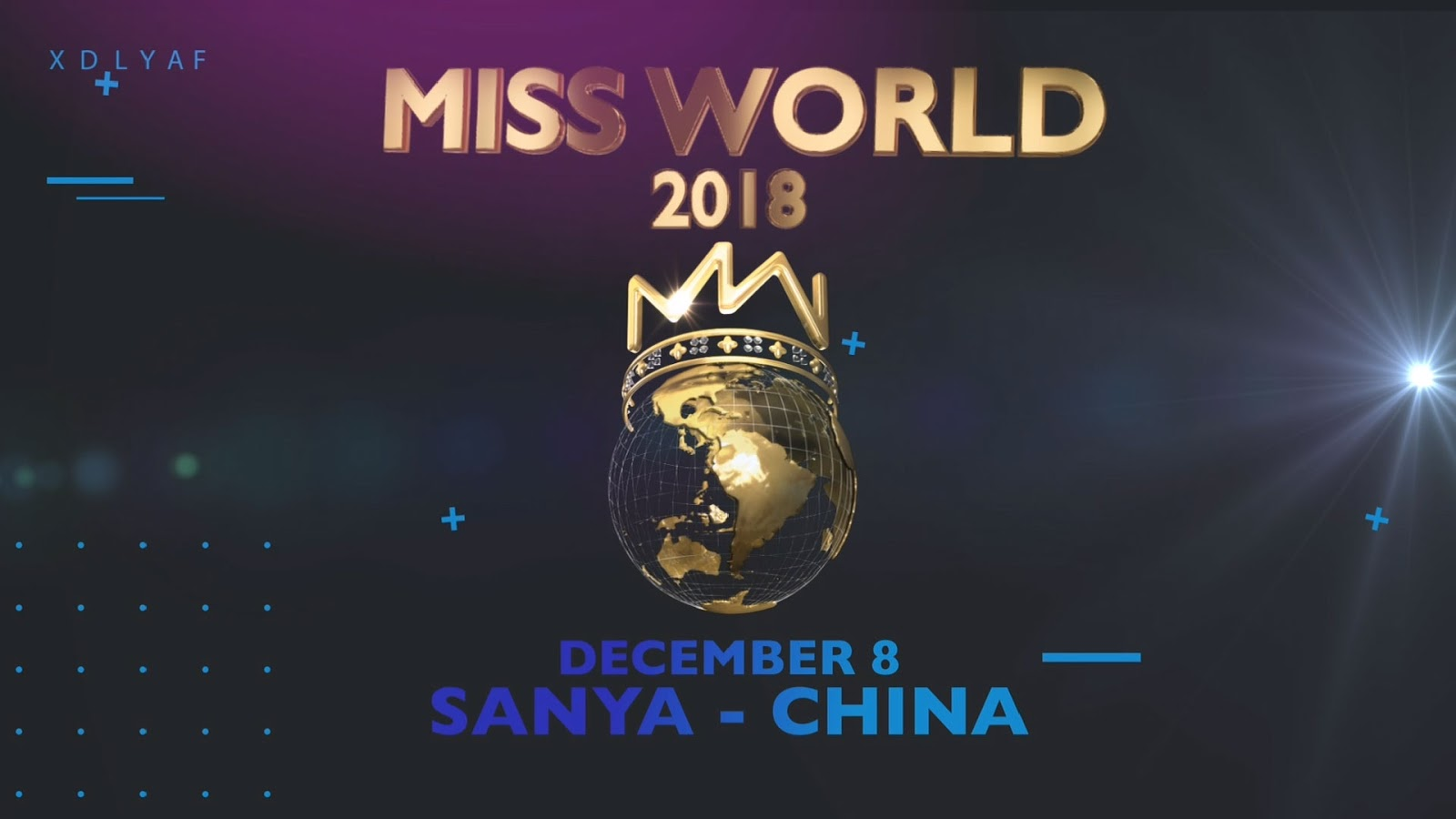 Frekuensi siaran MISS WORLD HD MAIN di satelit Telkom 3S Terbaru
