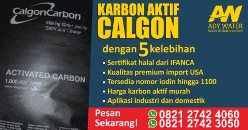 tanya harga karbon aktif calgon ke ady water, karbon aktif filter air
