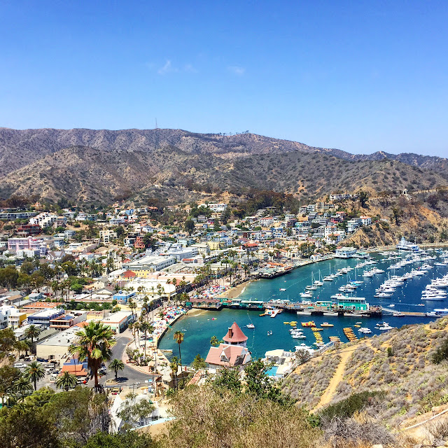 Catalina Island Free Birthday Trip