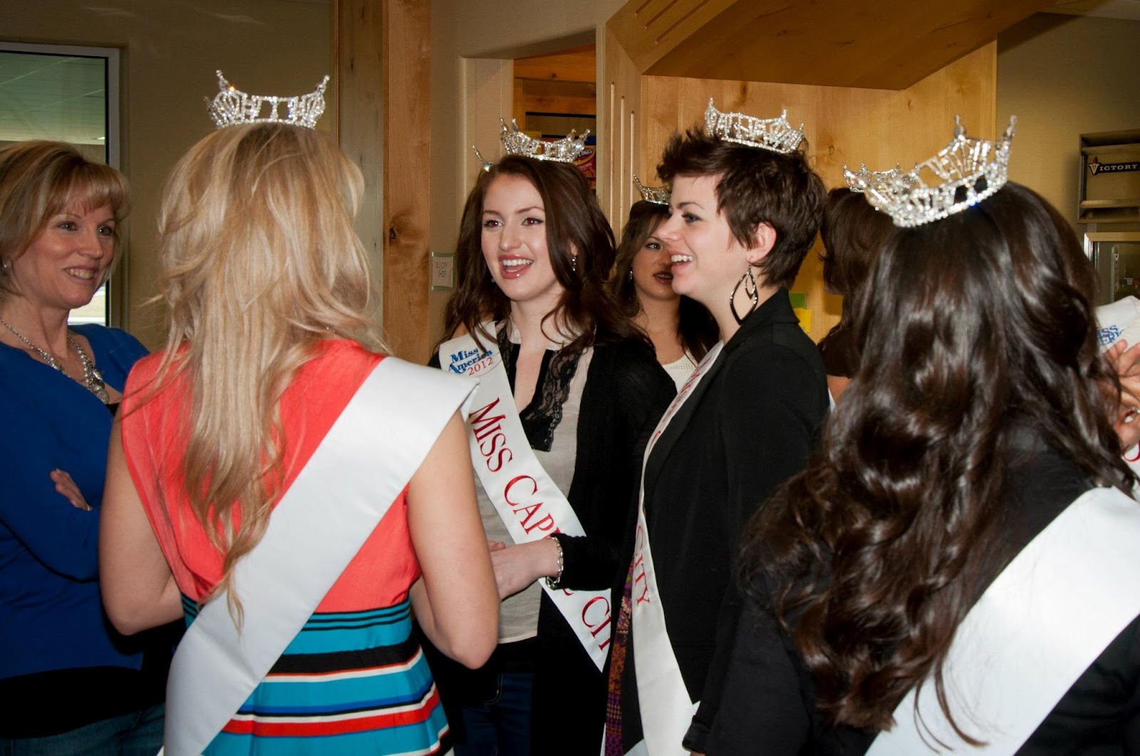 Miss Idaho Orientation and MIOT 2012 | The Future Belongs to ...