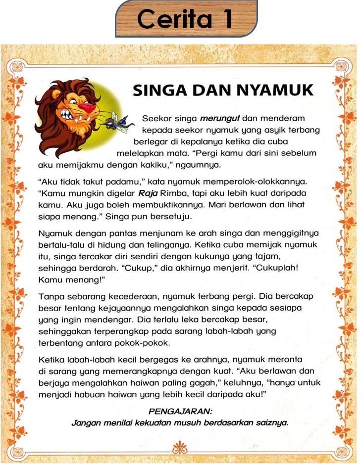 Contoh Cerita Rakyat Indonesia Pendek Viral News Top