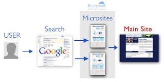 """ microsite vs one website : whats the best way forward in seo"""