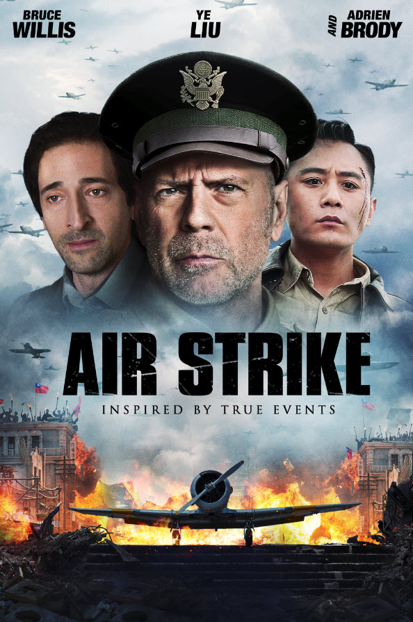 Trailer Official de Air Strike 2018 | Nueva película de Bruce Willis
