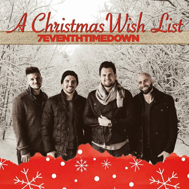 7eventh Time Down - A Christmas Wish List 2014 English Christmas Album Download