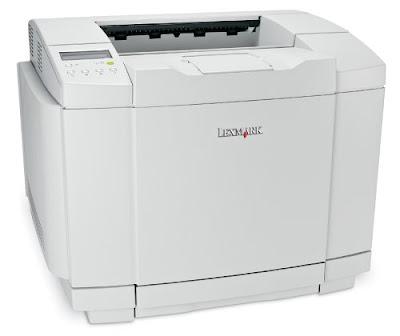 Lexmark C500n Driver Downloads