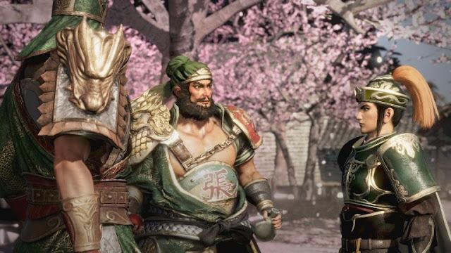 الكشف عن المزيد من الشخصيات في لعبة Dynasty Warriors 9 عبر حزمة صور