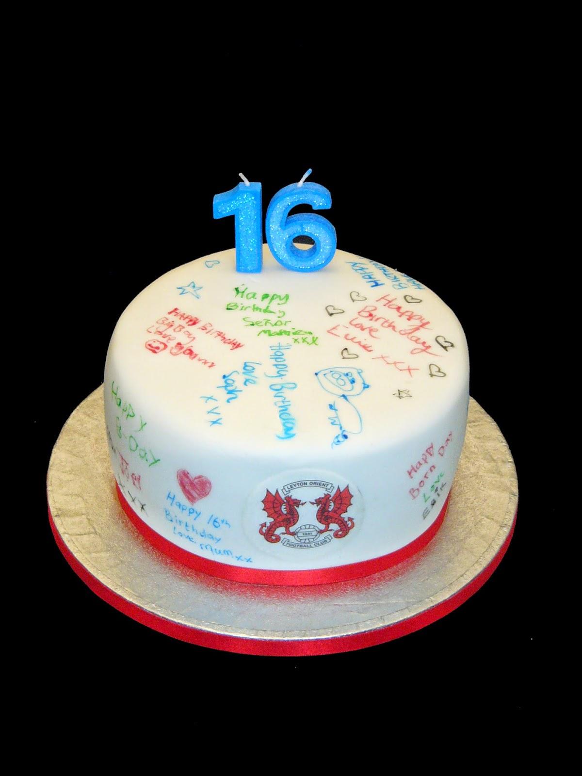 Pat A Cake Parties 16th Birthday Diy Graffiti Cake