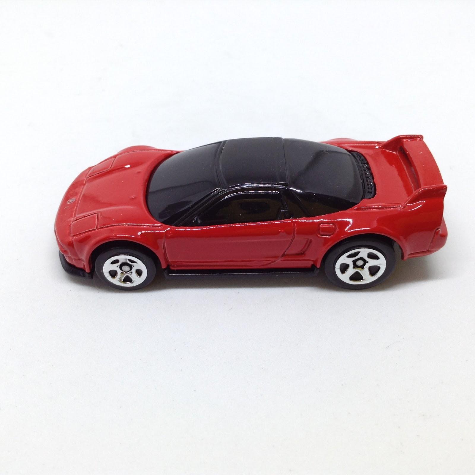 Julian's Hot Wheels Blog: 1990 Acura NSX (2018 Target