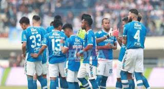 Formasi dan Susunan Pemain Persib Bandung di Liga 1 2019 di Bawah Robert Rene