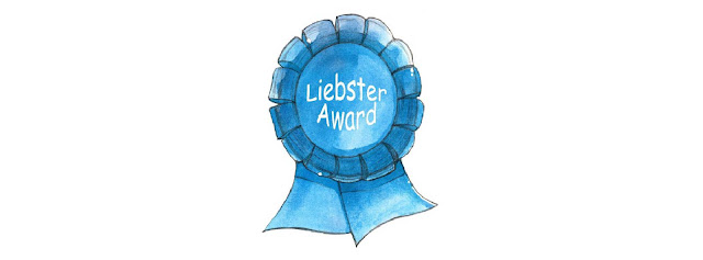 Book Tag Liebster Award