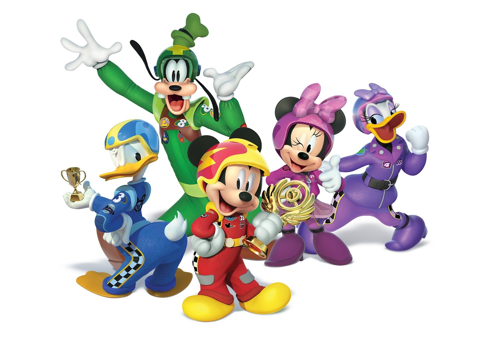 Mickey And The Roadster Racers Catatannikecom Blog Parenting