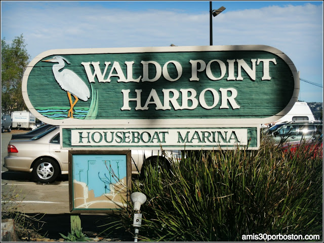 Waldo Point Harbor, Sausalito