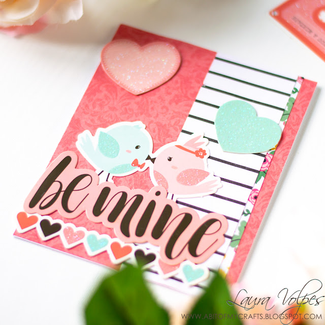 One Kit Five Cards feat Spellbinders January 2019 Card Kit of the Month