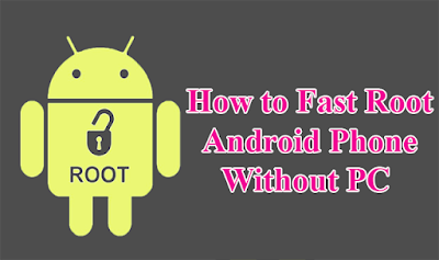 How to Root Android Mobile Without PC