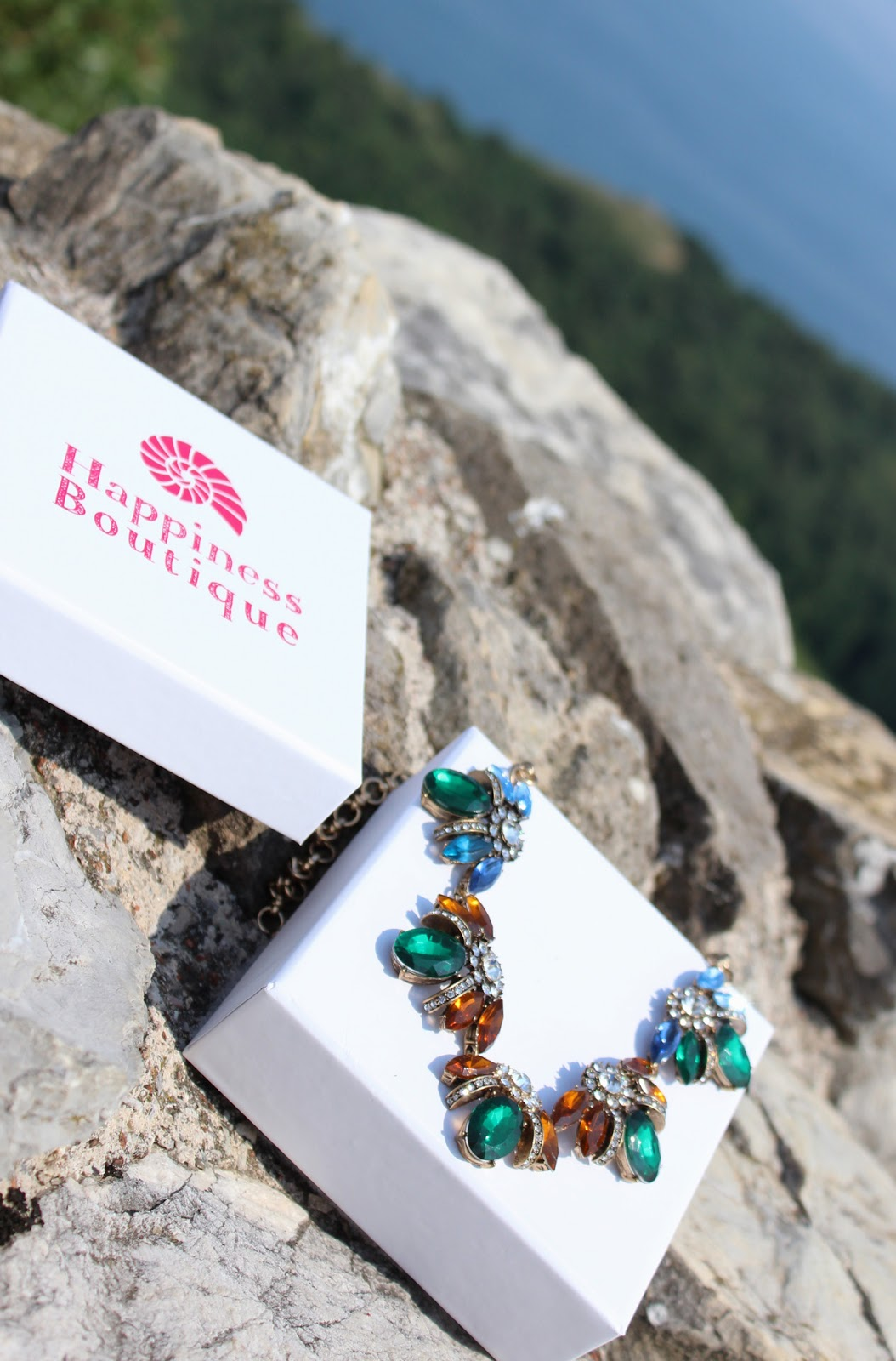 Eniwhere Fashion - Happiness Boutique Necklace