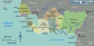 WEST AFRICA List Of Countries In West Africa Capitals And - Nations and their capitals