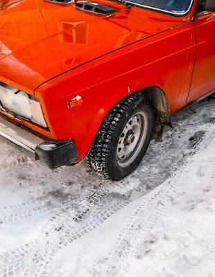 Pregateste-ti masina pentru iarna in noua pasi