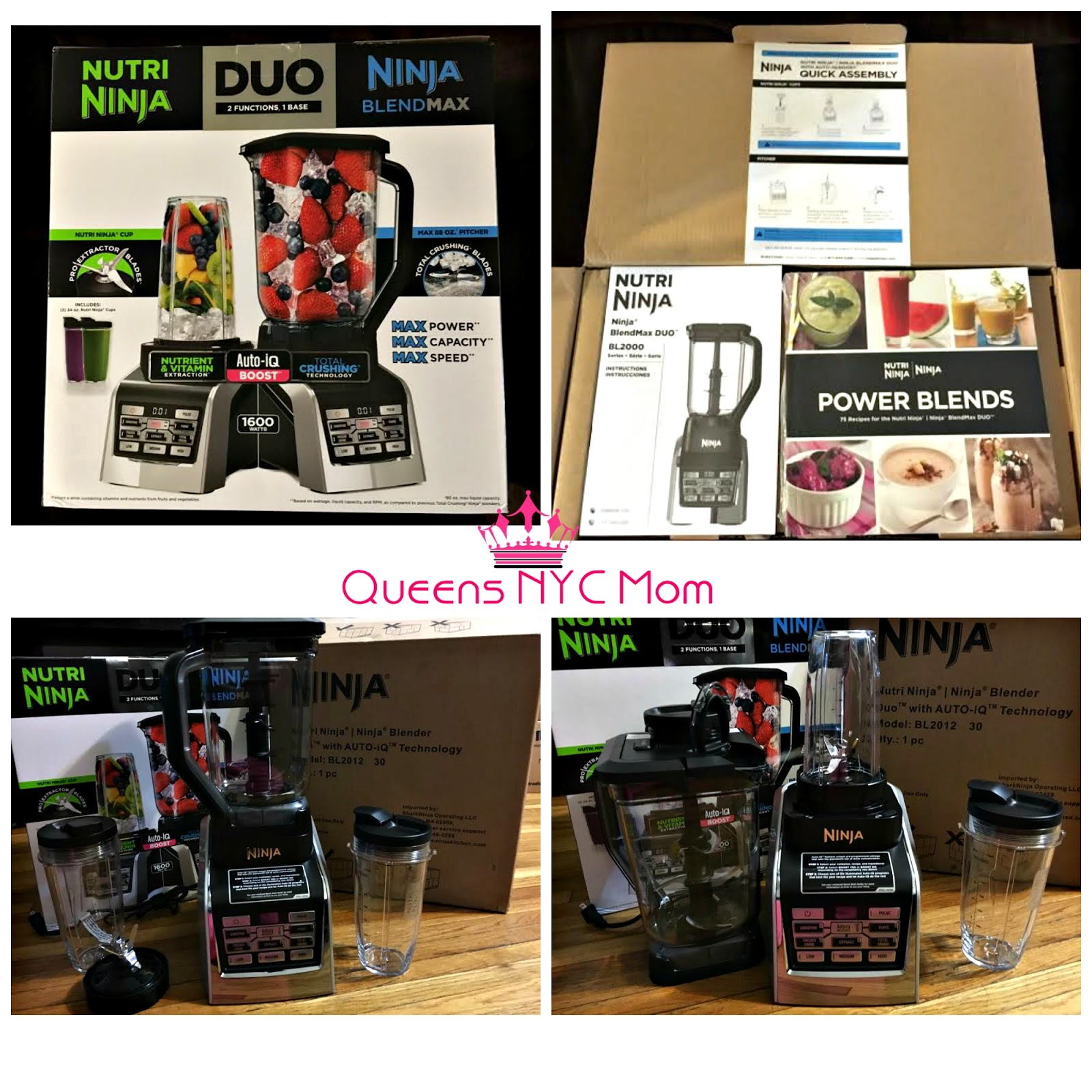 Healthy Resolutions Nutri Ninja 174 Ninja 174 Blendmax Duo With