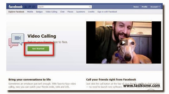 Facebook Video Call