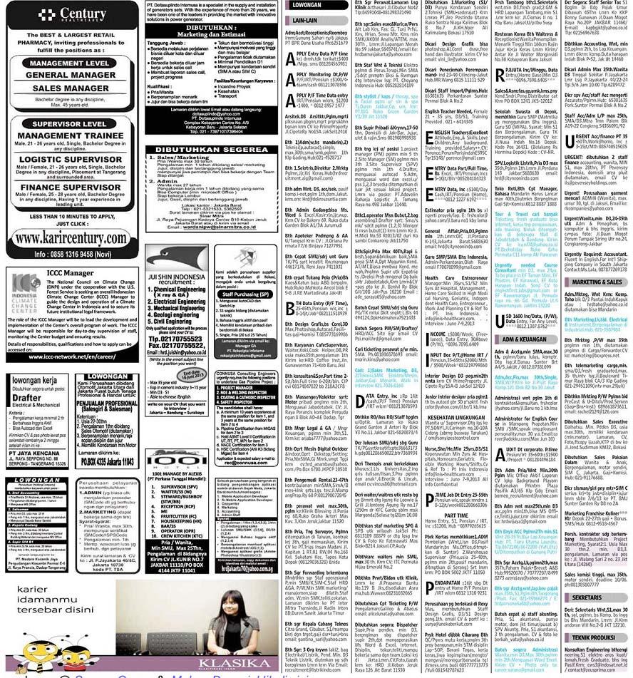 Loker Pos Indonesia 2013 Lowongan Kerja Bp Indonesia Loker Cpns Bumn Lowongan Kerja Koran Kompas Sabtu 16 Maret 2013 Bed Mattress Sale