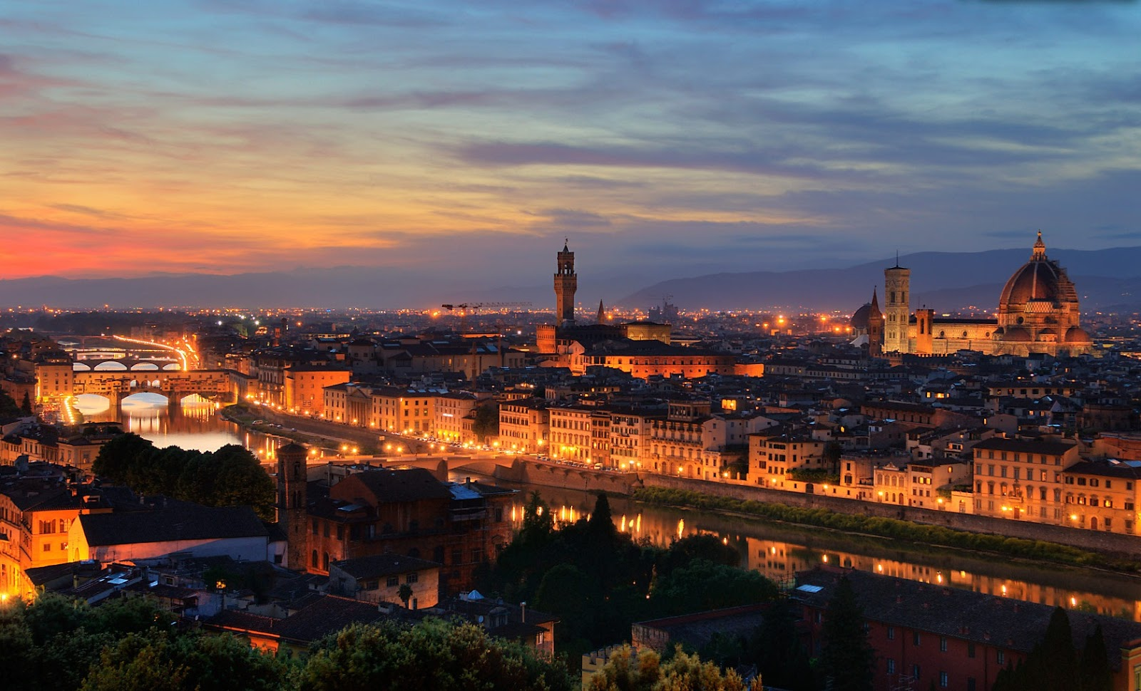 Florence Tuscany: Passion For Luxury : Florence,Italy City Guide