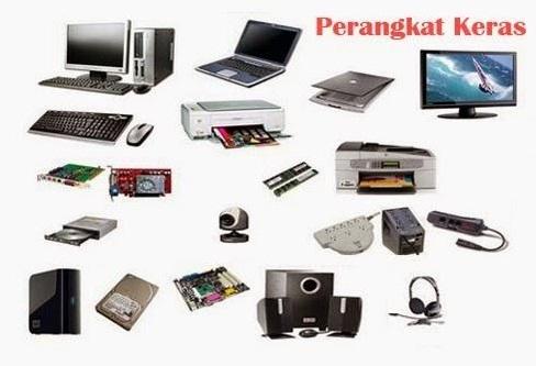 Tutorial Dasar Ilmu Komputer Jenis Jenis Perangkat Keras Komputer Dan Fungsinya