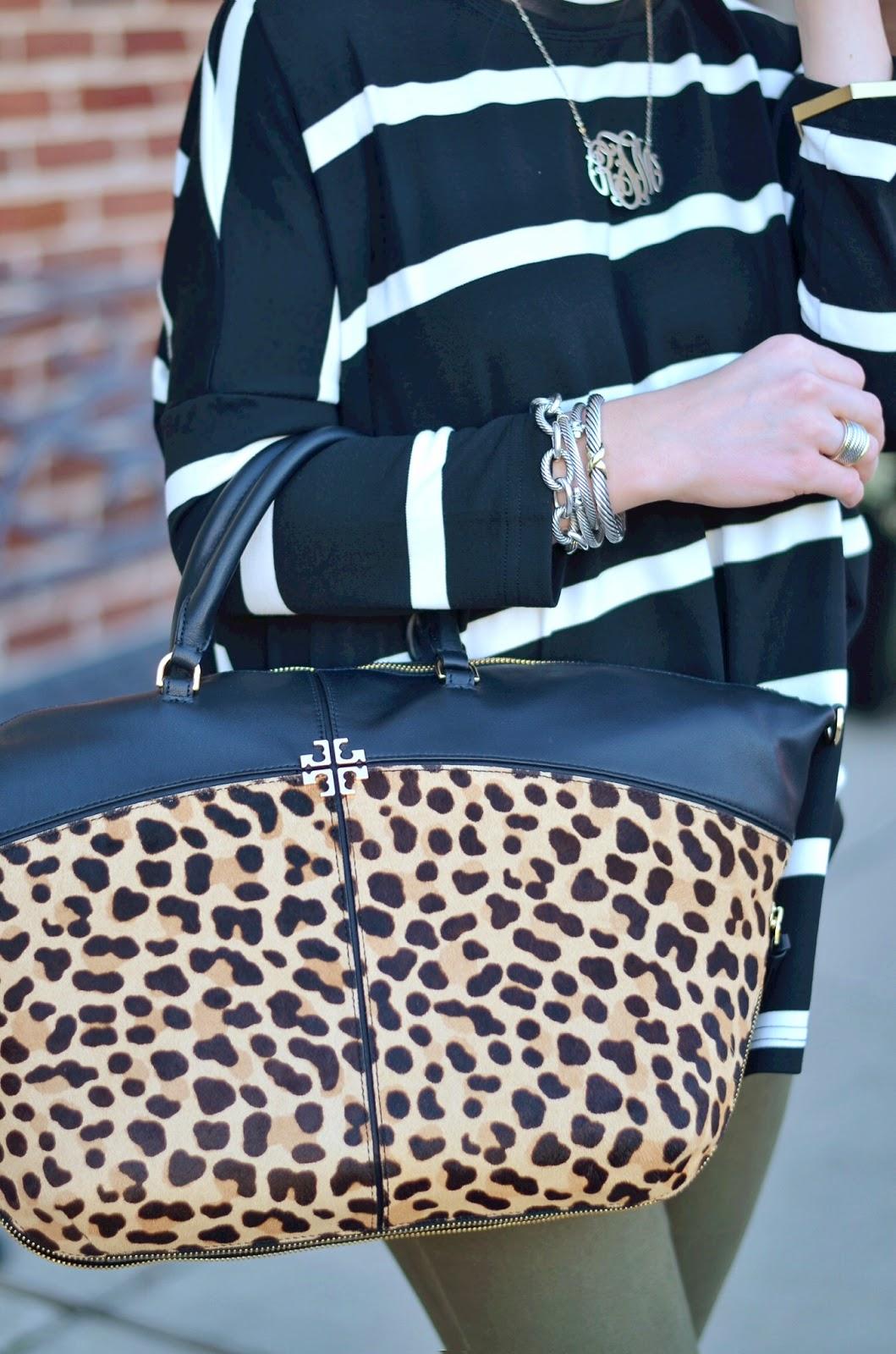 Tory Burch Leopard