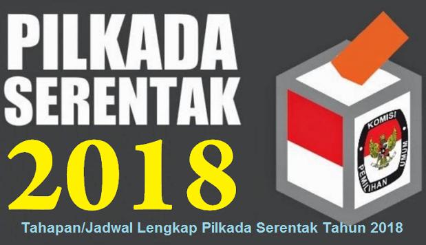 Pilkada Serentak Tahun 2018