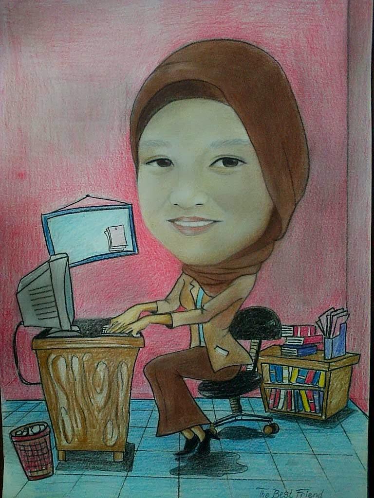Jasa Karikatur Wajah Karikatur Digital Dan Manual 2013