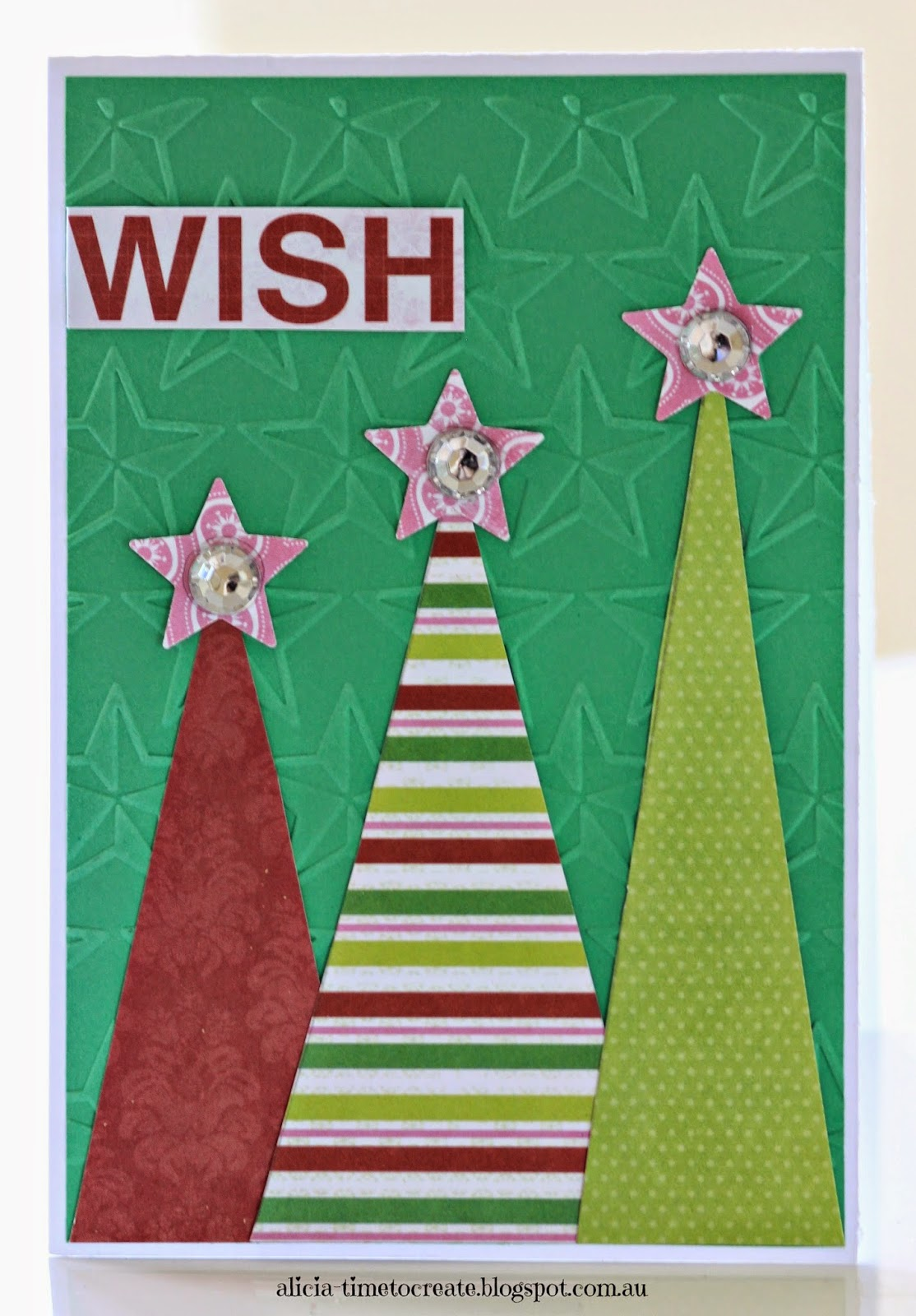 time to create  5 quick and easy diy christmas card ideas