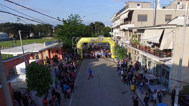 Σε μεγάλη αθλητική γιορτή, με 1.386 συμμετοχές, εξελίχθηκε ο 2ος αγώνας Κάστρου Διδυμοτείχου