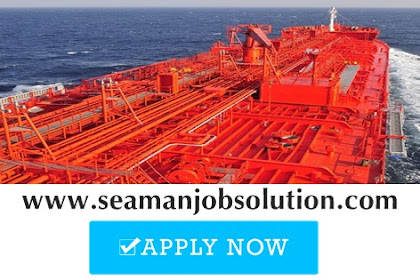 Urgent Job 2nd Engineer For Tanker Vessel (Phillipines)